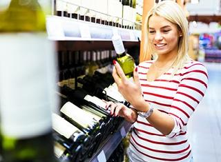 Wine consumers are creatures of brand habits
