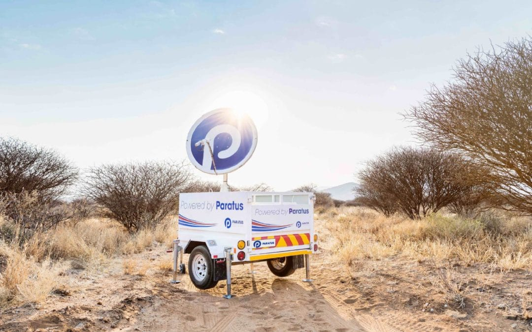 For farmers' security, Paratus SA is offering superior, reliable connection