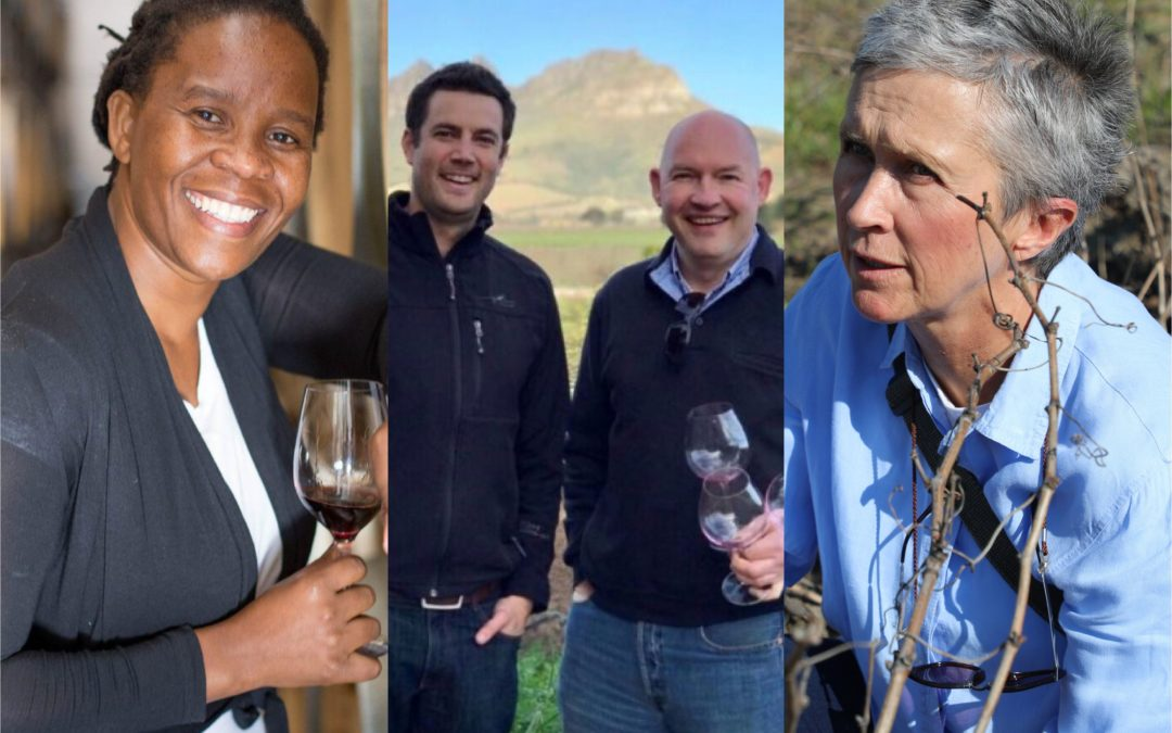 Three South Africans nominated for Wine Enthusiast's Wine Star Awards