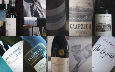 Winners of the Absa Top 10 Pinotage competition announced