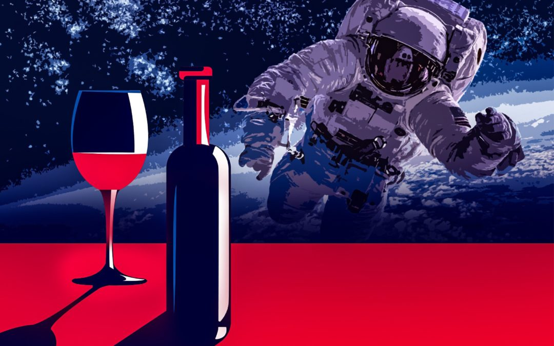 Space company to bring back scientific payloads of vines & wines from international space station