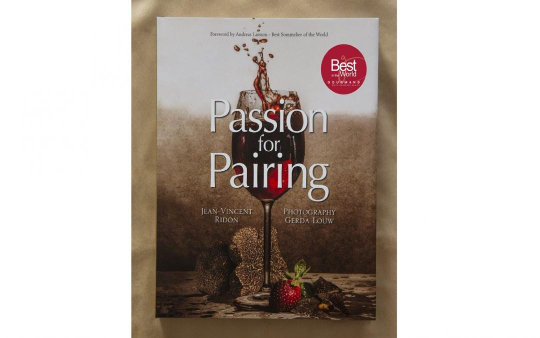 A South African book on food pairing voted best in the world