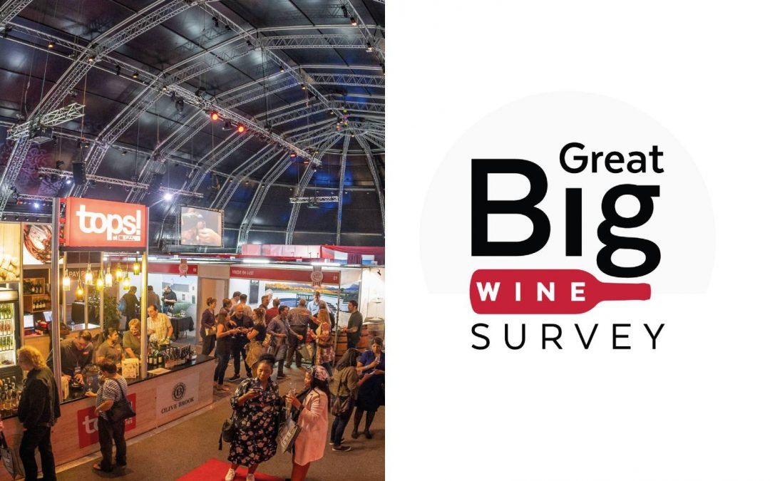 TOPS at SPAR Wine Show release ground-breaking industry survey