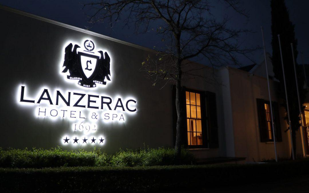 Lanzerac: Wintery splendour at Stellenbosch's Grande Dame